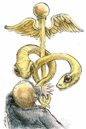 http://media.artdiamondblog.com/images2/MedicalSymbolAttacksPatient.jpg