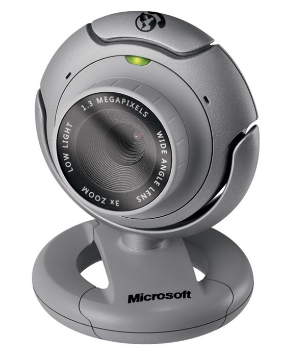 Install microsoft vx-1000, vx-3000 or vx-6000 webcam on windows 10.